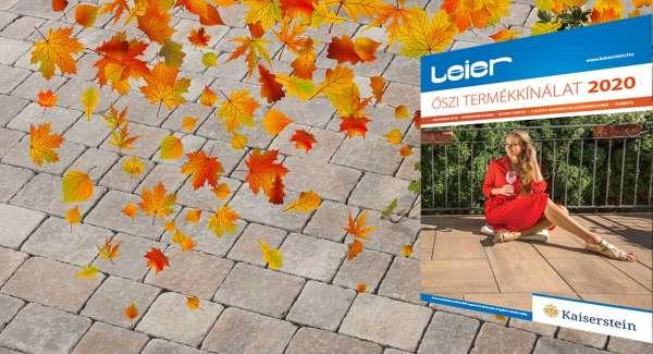 Leier őszi akció 2020